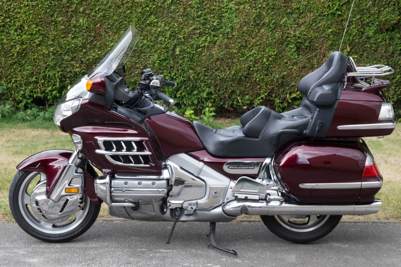 honda goldwing 1800 occasion image. Black Bedroom Furniture Sets. Home Design Ideas