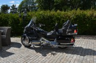photo de HONDA GL GOLDWING 1800 1800 occasion de couleur noir en vente �  Cestas