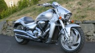 photo de SUZUKI INTRUDER M1800R 1800 occasion de couleur argent en vente �  Bordeaux