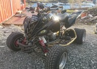 photo de YAMAHA RAPTOR 700 R 700 occasion de couleur noir en vente �  Lyon 01