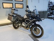 photo de BMW R1200GS ADVENTURE 1170 occasion de couleur noir en vente �  Nice