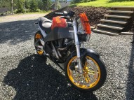 photo de BUELL XB-12 1200 occasion de couleur orange en vente �  Bordeaux