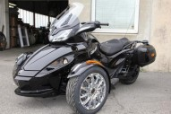 photo de CAN AM SPYDER RT 998 occasion de couleur noir en vente �  Saint Louis