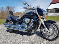 photo de SUZUKI INTRUDER M1800R 1800 occasion de couleur noir en vente �  Bordeaux