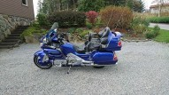 photo de HONDA GL GOLDWING 1800 1800 occasion de couleur bleu en vente à Cestas