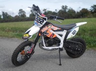 photo de MINI DIRT BIKE KXD 50 PRO 50 occasion de couleur orange en vente �  Tarbes