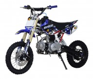 photo de FACTORY BIKE MALCOR XZ2 125 occasion de couleur bleu en vente �  Vic En Bigorre