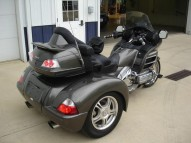 photo de HONDA GL GOLDWING 1800 1800 occasion de couleur gris en vente �  Biarrotte