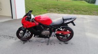photo de HYOSUNG 125 GTR 125 occasion de couleur rouge en vente �  Goussainville